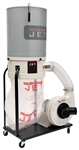 JET DC-1200VX-CK Dust Collector w/ 2-Micron Canister Kit (1 or 3 Phase)