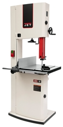 "JET JWBS-20, 20"" Vertical Bandsaw (3HP, or 5HP)"
