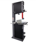 "Laguna 18|CX 18"" Vertical Wood/Metal Bandsaw"