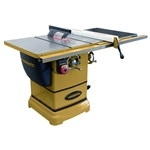 "Powermatic PM1000, 10"" Tablesaw with Accu-Fence System"