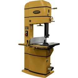 "Powermatic PM2013B, 20"" Vertical Bandsaw (5HP,  1 or 3 Phase)"