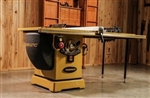 "Powermatic PM3000B, 14"" Tablesaw with 50"" Accu-Fence System"