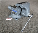 "Wilton 1780A, Tradesman Bench Vise w/ Swivel Base (8"" Jaw Width)"