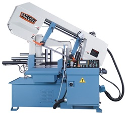 Baileigh BS-24A, Automatic Horizontal Band Saw