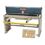 "Baileigh SF-5216, 52"" x 16 Ga. Metal Foot Shear"