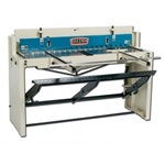 "Baileigh SF-5216E, 52"" x 16 Ga. Metal Foot Shear"