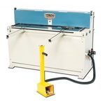 "Baileigh SH-5216A, 52"" x 16 Ga. Pneumatic Metal Shear"