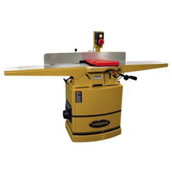 "Powermatic 60HH, 8"" Jointer with Helical Cutterhead (2HP, 1Ph., 230V)"
