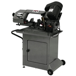 "JET HBS-56S,  5"" x 6"" Swivel Head Bandsaw w/ Hydraulic Downfeed"